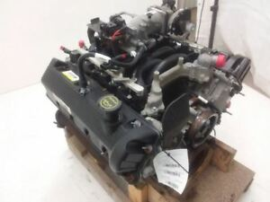 2006 06 Ford Crown Victoria 4 6l Engine Motor Vin V 8th Digit Flex Fuel 51 813k