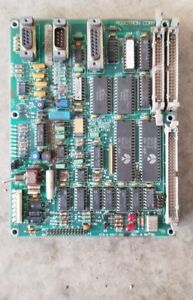 Robotron 473 0 0317 02 Used Series 115 Aux Board W Current Regulator 4730031702