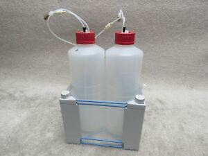 Dionex Hplc Chromatography Waste Bottles And Carrier Basket