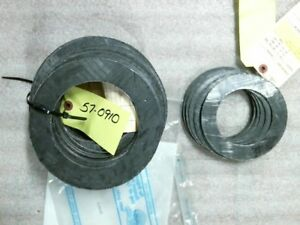 Used Lot Of 59 4 And 3 Grafoil Gaskets 1 16 60 Day Wrnty