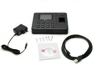 Realand A f261 Compact Size Fingerprint Time Attendance Rfid Finger Password