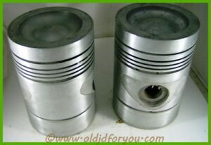 F3120r john Deere 70 720 730 Pistons Wrist Pins Keepers Why Buy New F1794r
