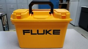New Fluke C1600 Meter Gear Box Tool Box 10 H 6 4 5 w 13 L No Tray