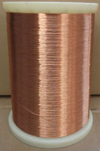 Polyurethane Enameled Copper Wire Magnet Wire 2uew 155 0 45mm a40m Lw