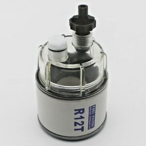 High Performance Automotive Parts Fuel Filter Water Separator For R12t 120at