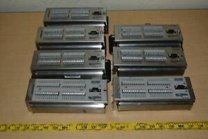Lot 7x Campbell Scientific Cr10wp Wiring Panels