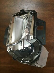 Cadillac Xts Drl Fog Light Led Lamp Daytime Running Light Left 2013 2017
