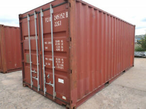 20ft Shipping Container cargo worthy In New York Ny