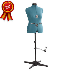 Seamstress Mannequin Adjustable Dress Form Professional Dressmaker Fashion Stand