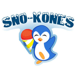 Sno kones 36 Concession Decal Sign Cart Trailer Stand Sticker Equipment