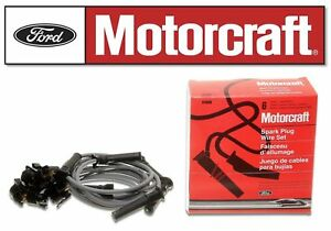 Motorcraft Wr6096 Spark Plug Wire Kit Set For Explorer Mountaineer V6 4 0l Sohc