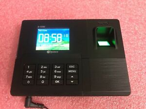 Realand A C030 2 8 Inch Tft Biometric Fingerprint Time Attendance Clock