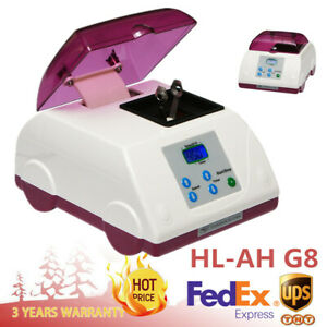 Electric Dental Hl ah High Speed Amalgamator Amalgam Capsule Mixer Lab Equipment