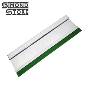 12 Screen Printing Squeegee With Aluminum Handle 70 Durometer Blade