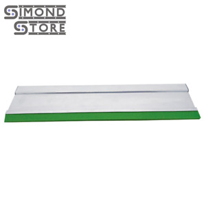 16 Screen Printing Squeegee With Aluminum Handle 70 Durometer Blade