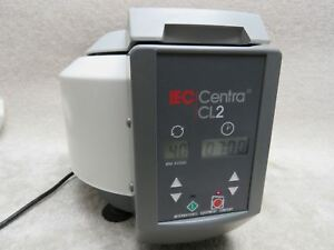 Iec Centra Cl 2 Centrifuge With 236 Rotor thermo W Warranty
