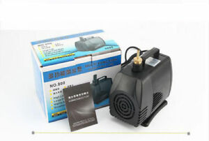 150w 5m Engraving Machine Submersible Pump Electric Spindle Cooling Water Pump S