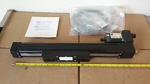 Idc Electric Cylinder Linear Actuator Slide R2ap22v 102b 8 p ms5e Software Cable