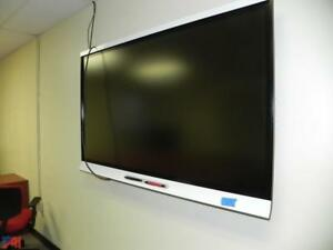 Smartboard Spnl 6065 Interactive Flat Panel 65 Smart Local Pickup Only