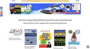 Internet Business Websites For Sale Limited Time