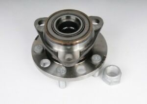 Wheel Bearing And Hub Assembly Ac Delco 20 25k