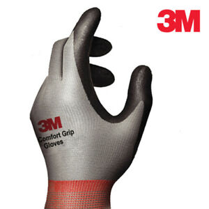 20pairs 3m Comfort Coated Protective Work Garden Mechanic Safety Gloves Lot