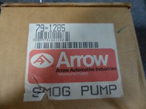79 1285 Gm Smog Pump Remanufactured By Arrow
