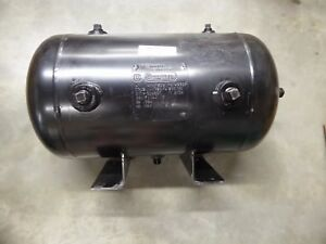 Manchester Tank 304937 Universal Horizontal Air Receiver Tank 10 Gallon Cat