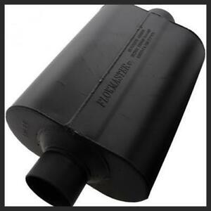 Flowmaster Super 40 Series Delta Flow Muffler 3 Inch In And Out 953045