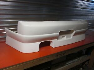 Fiberglass Body Kit Uras Style Rear Bumper For 93 98 Nissan Skyline R33 2dr Jdm