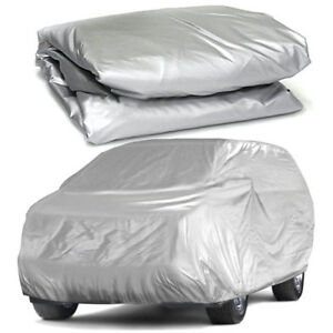 Universal Car Cover Auto Protection Sun Dust Proof Water Proof Outdoor Indoor