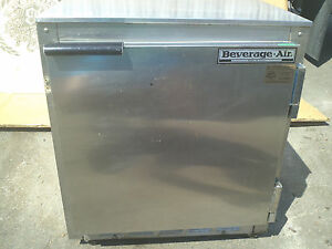 Beverage Air Ucr27 27 Compact Undercounter Refrigerator