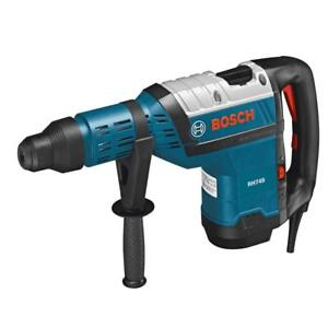 Bosch Rotary Hammer Drill Sds max 13 5 Amp 1 3 4 In Corded Variable Speed