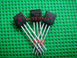 100pcs Bs250 P Channel Mosfet To 92 Brand New a79