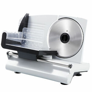 Segawe 7 5 Blade Electric Meat Slicer Cheese Deli Meat Food Cutter Kitchen Home