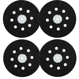 Bosch 4 Pack Of Genuine OEM Replacement Backing Pads # RS031-4PK