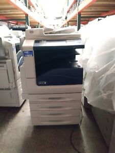 Rental Xerox Workcentre 7830 Color Printer Copier Scanner Mfp Low Meter