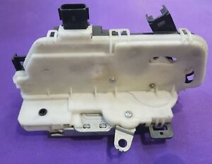 Door Lock Actuator Latch Ford F150 09 14 Escape Mustang Focus Front Right Rh