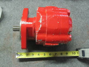 Parker Commercial 313 9710 303 Hydraulic Pump