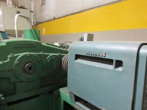 Sterling Extruder And Trough Excellent Condition With 150hp Motor Complete