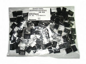 100pcs Panasonic 0 1uf 1uf 275v Ecqu X2 Safety Capacitors New For Marantz more