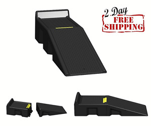 Portable Automotive Ramp System Car Truck Vehicle Lift 16000 Lbs Gross 2 Pack