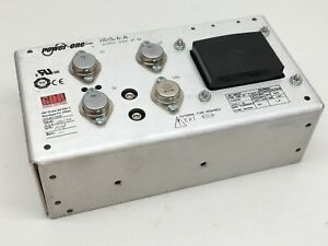 Power One Hd15 6 a Power Supply Output 15vdc 6 amps