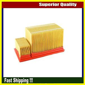 Wix Brand New Air Filter Kit 1 Pc For 2016 Ford F650 Base