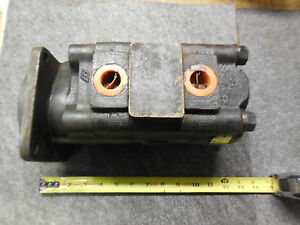 Parker Commercial 312 9125 463 Hydraulic Pump