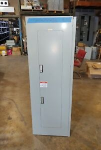 Cutler Hammer Eaton 400a Main Breaker Panel With 200a Sub Main 18sp Excellent