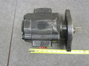 Parker Commercial 313 9310 440 Hydraulic Pump