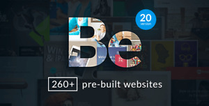 Betheme 20 9 5 Multi purpose Wordpress Theme