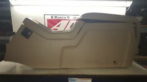 03 04 05 06 Ford Expedition Front Center Console Assembly Tan