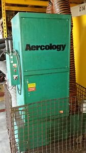 Aercology Roll a round Fume mist Collector